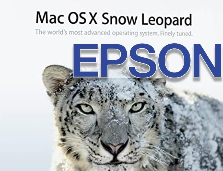 Epson & Mac, erreur avec rastertoescpII